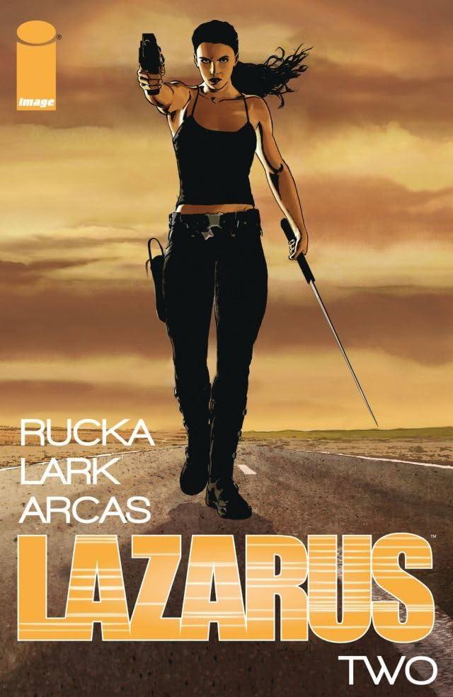 Lazarus #2