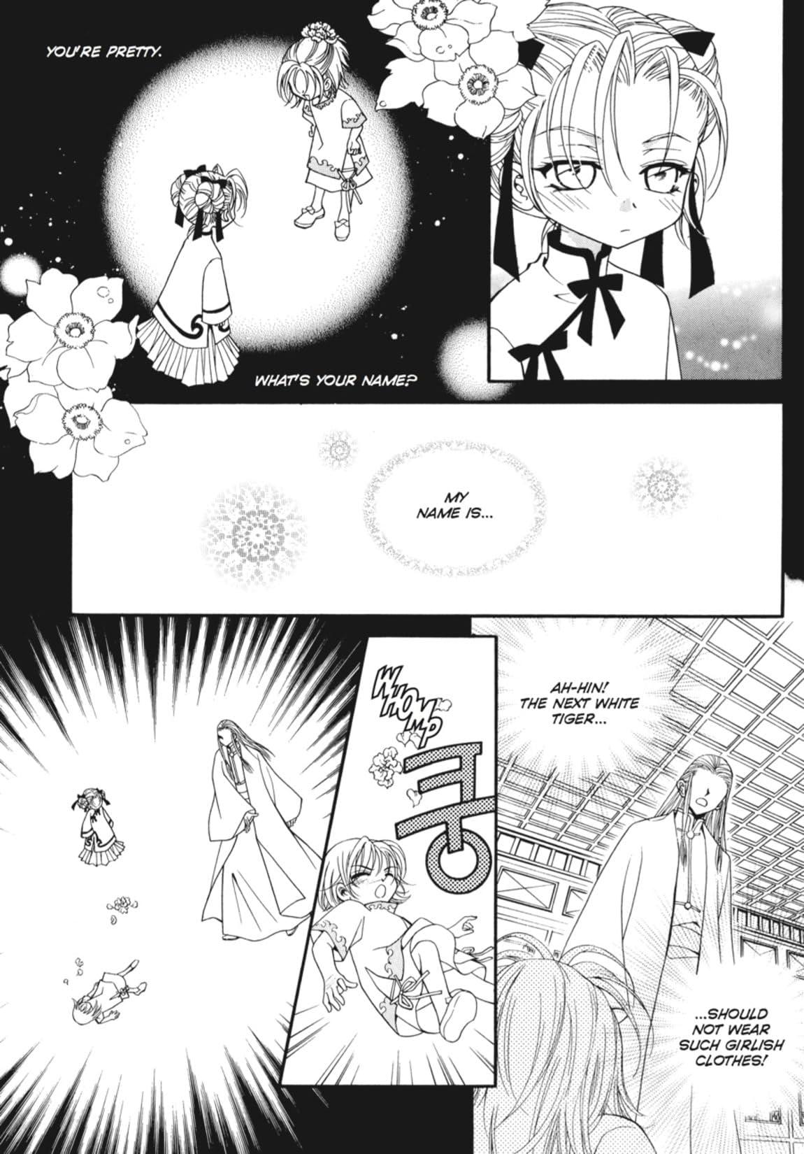 Angel Diary Vol. 3