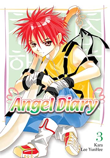 Angel Diary Vol. 3