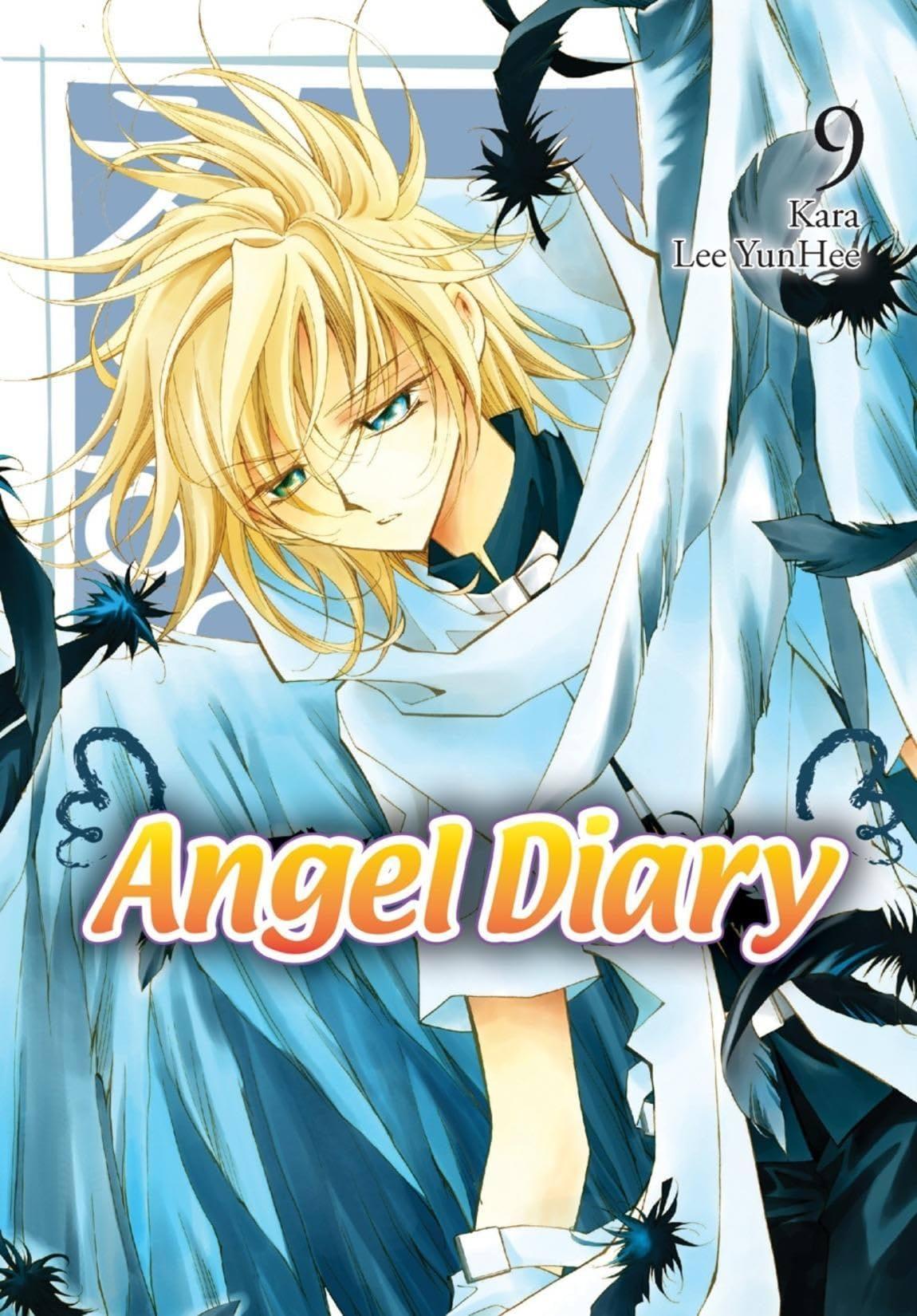 Angel Diary Vol. 9