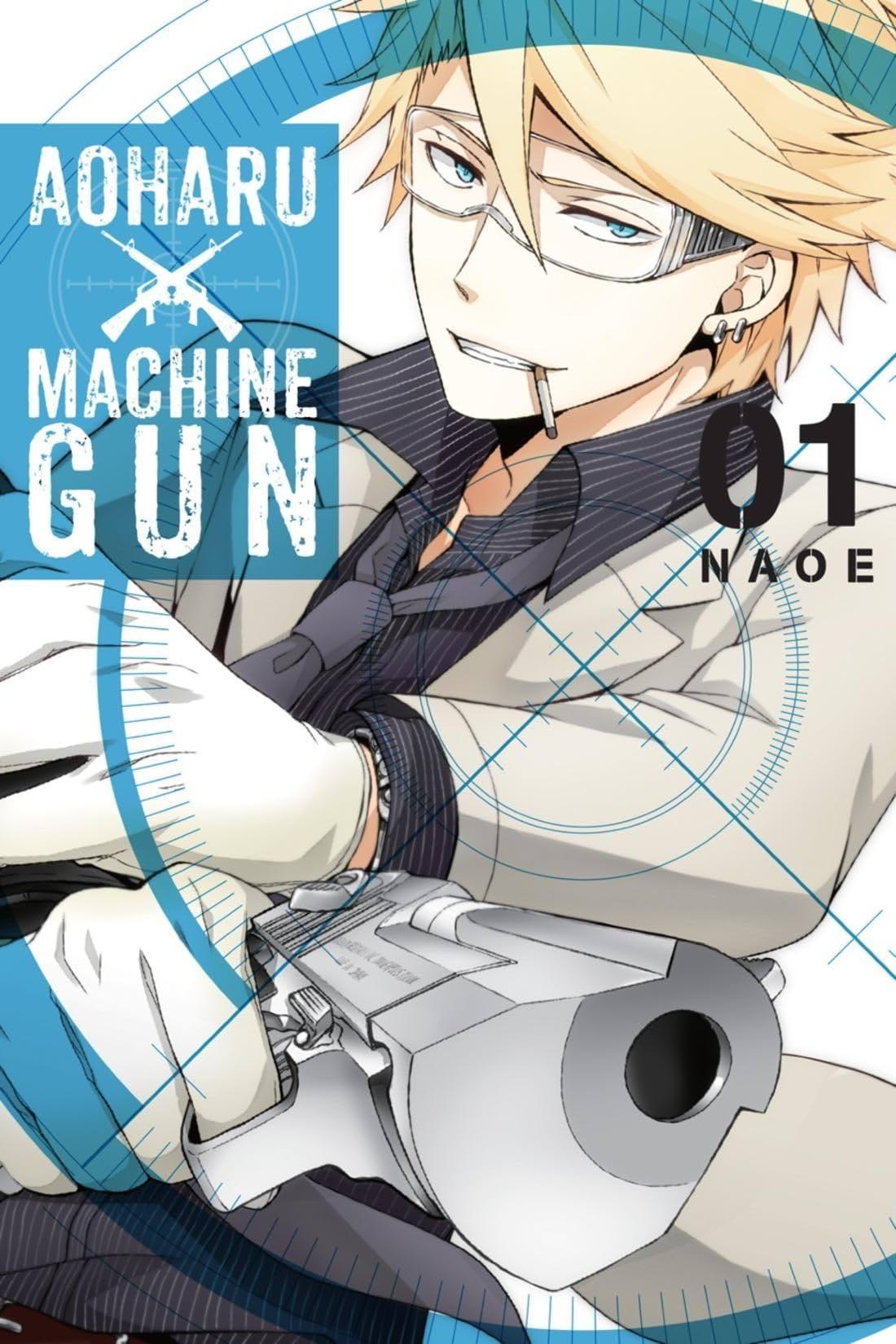 Aoharu X Machinegun Vol. 1