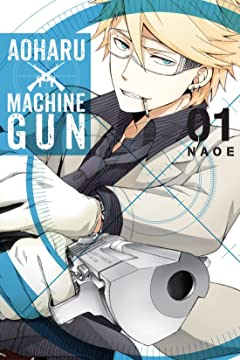 Aoharu X Machinegun Vol. 1