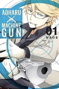Aoharu X Machinegun Tome 1