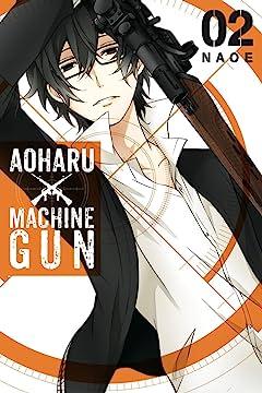 Aoharu X Machinegun Tome 2