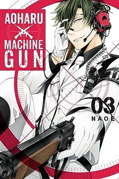 Aoharu X Machinegun Tome 3
