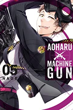 Aoharu X Machinegun Vol. 5