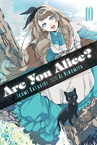 Are You Alice? Vol. 10