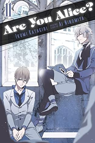 Are You Alice? Vol. 11