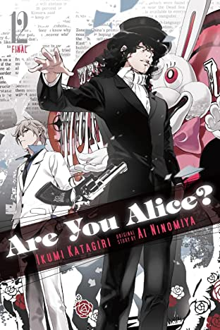 Are You Alice? Vol. 12