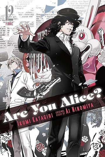 Are You Alice? Vol. 12