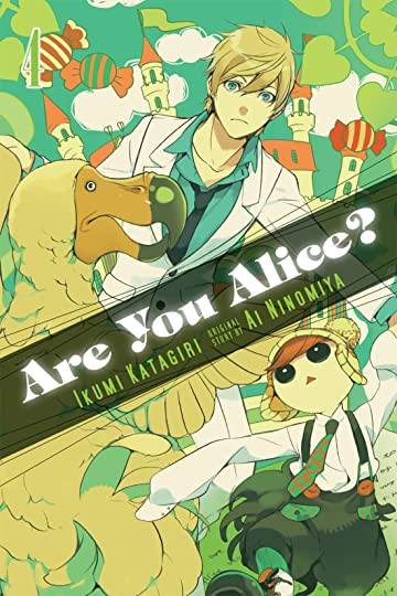 Are You Alice? Vol. 4
