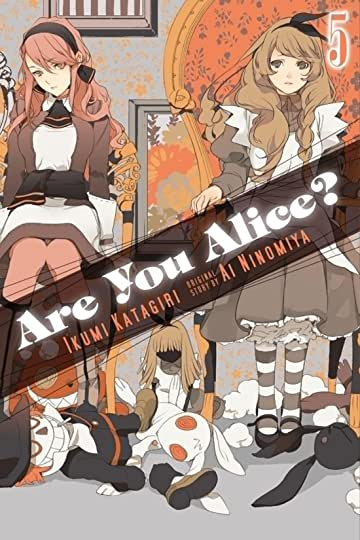 Are You Alice? Vol. 5