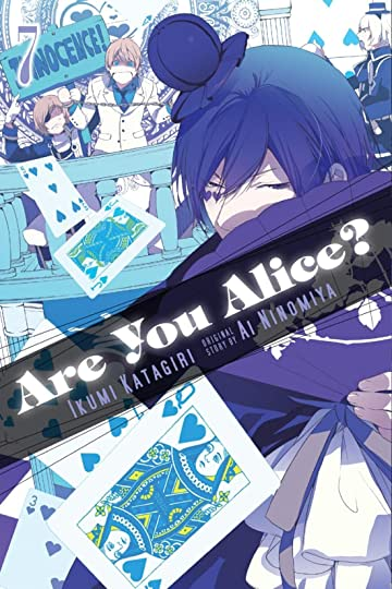 Are You Alice? Vol. 7