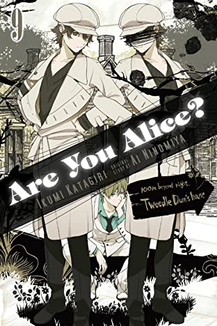 Are You Alice? Vol. 9