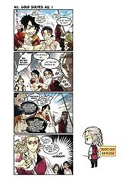 Aron's Absurd Armada Vol. 1