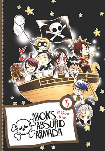 Aron's Absurd Armada Vol. 3