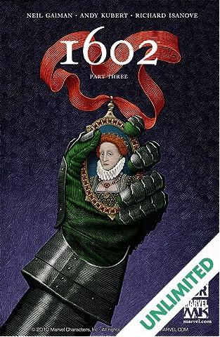 Marvel 1602 #3