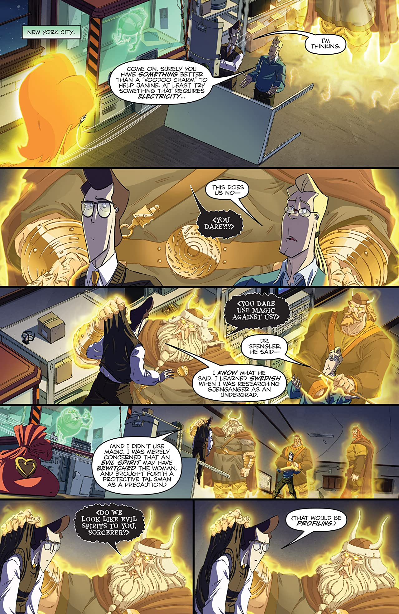 Ghostbusters (2013-2014) #6