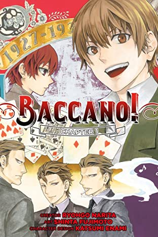 Baccano! No.1