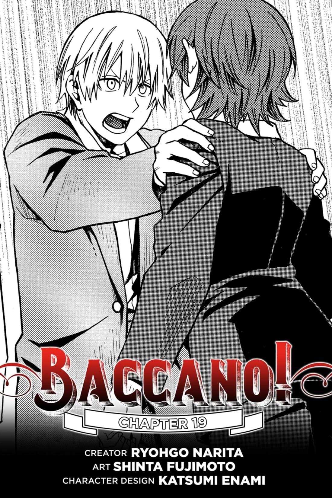 Baccano! #19
