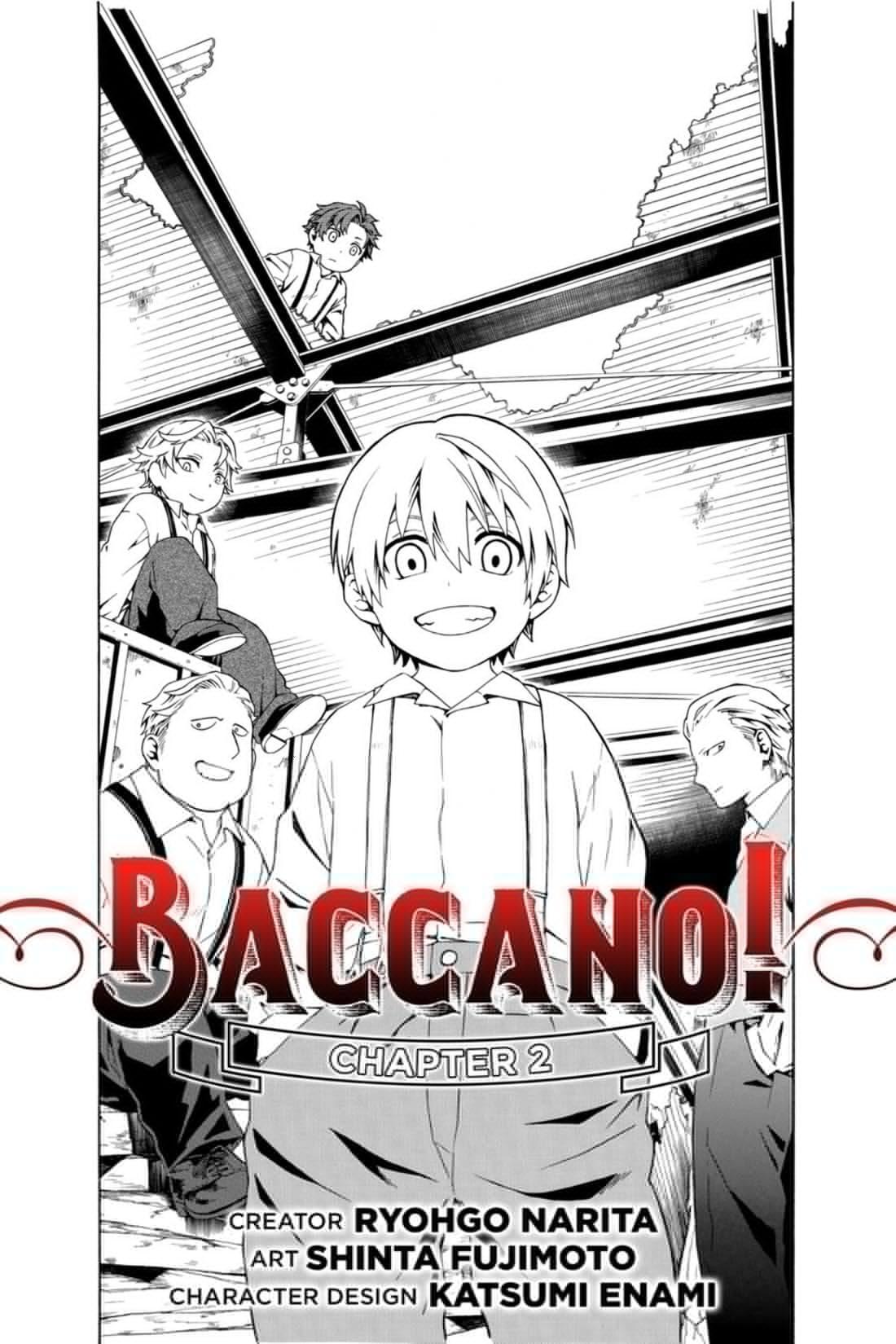 Baccano! #2