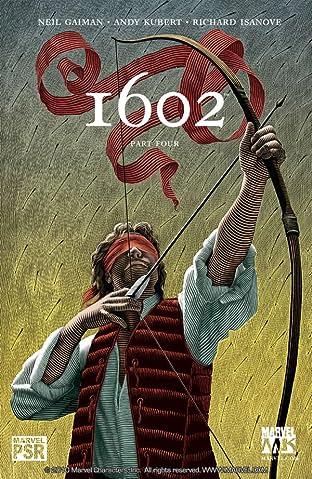 Marvel 1602 #4