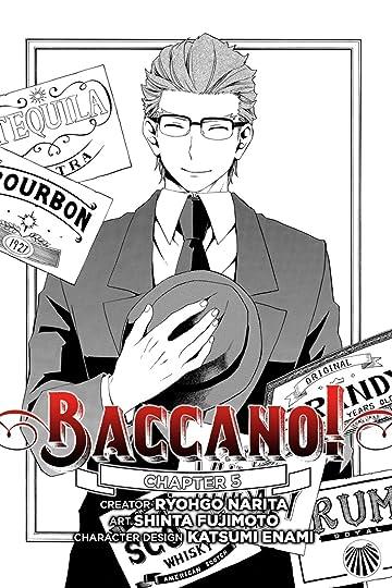 Baccano! #5