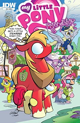My Little Pony: Friendship Is Magic #9