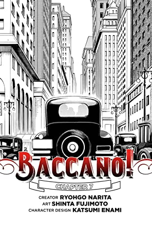Baccano! No.7
