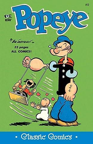 Popeye Classics No.12