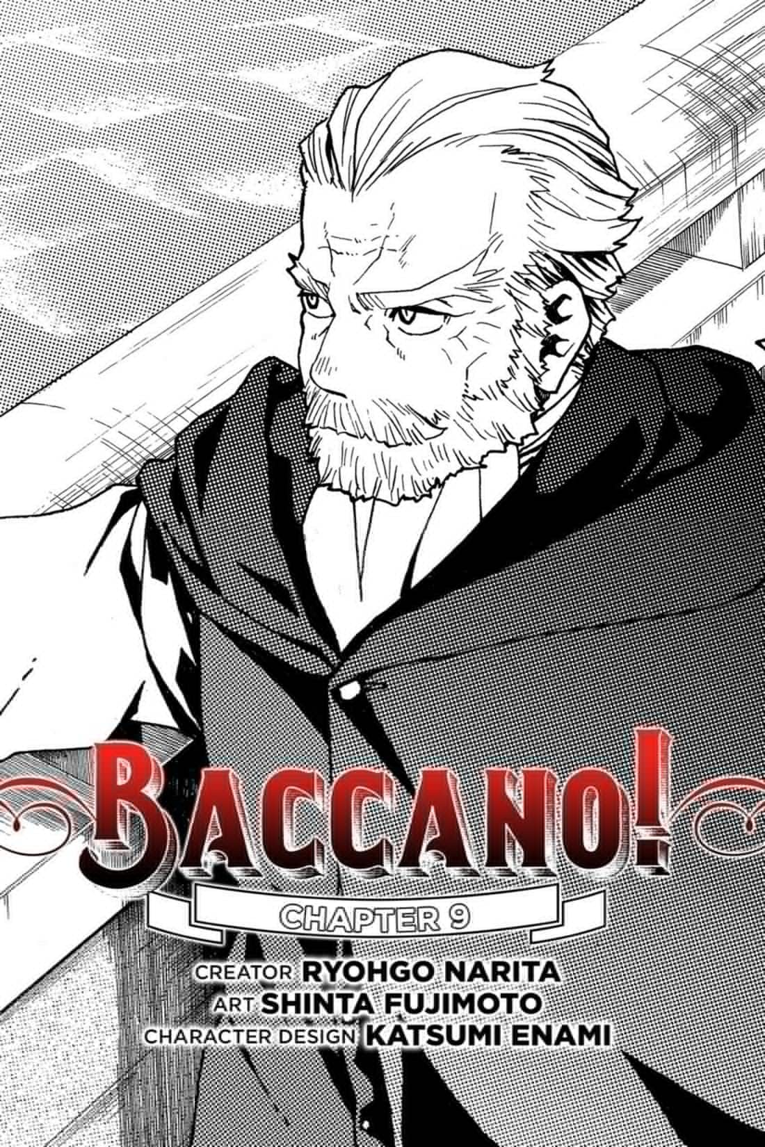 Baccano! #9