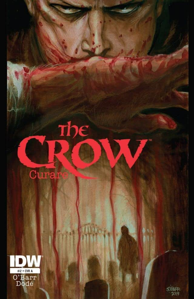The Crow: Curare No.2 (sur 3)