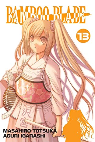 BAMBOO BLADE Tome 13
