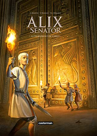 Alix Senator Vol. 5: Le Hurlement de Cybèle