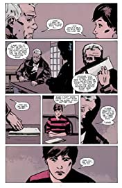 Joe Hill's Thumbprint #2 (of 3)