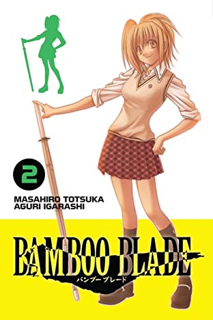 BAMBOO BLADE Tome 2