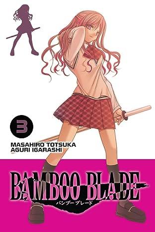 BAMBOO BLADE Vol. 3
