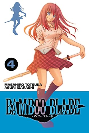 BAMBOO BLADE Tome 4
