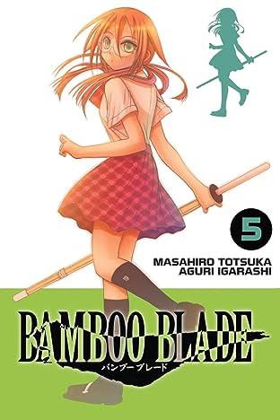 BAMBOO BLADE Vol. 5