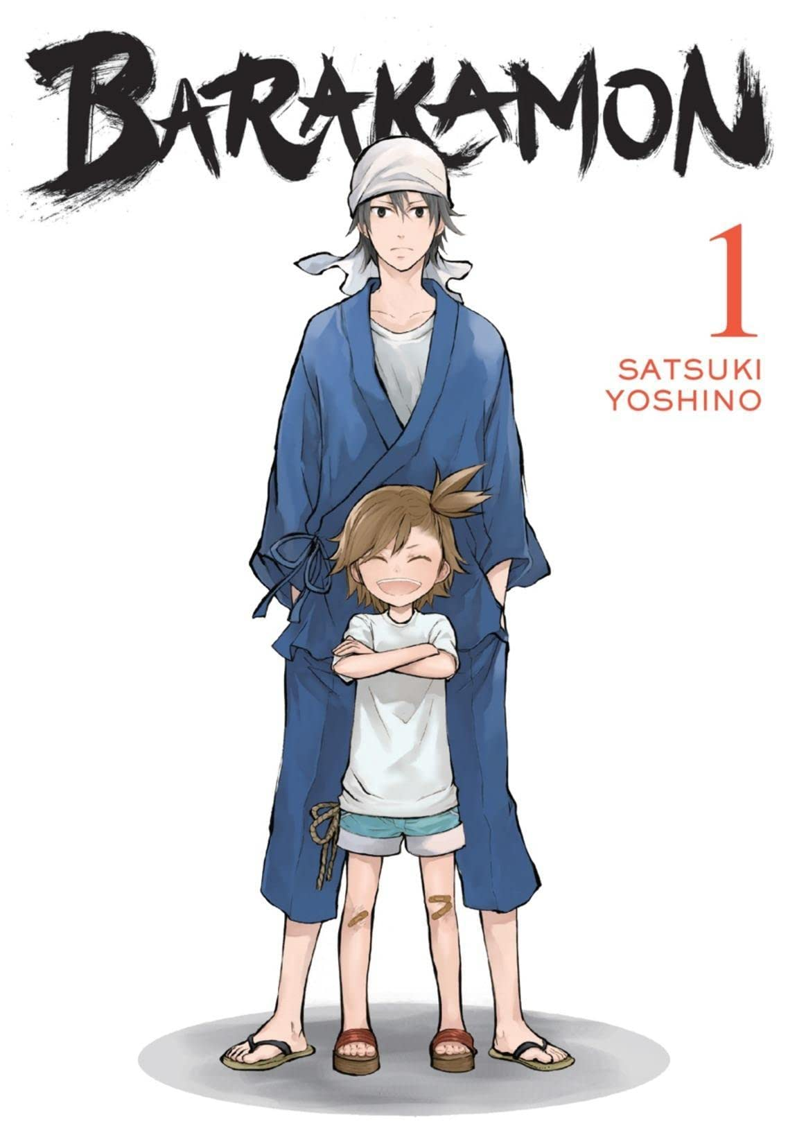 Barakamon Vol. 1