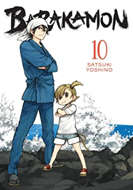 Barakamon Vol. 10