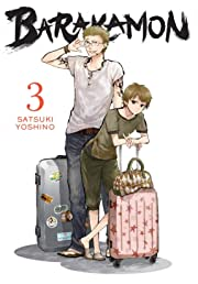 Barakamon Vol. 3