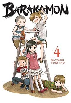 Barakamon Vol. 4