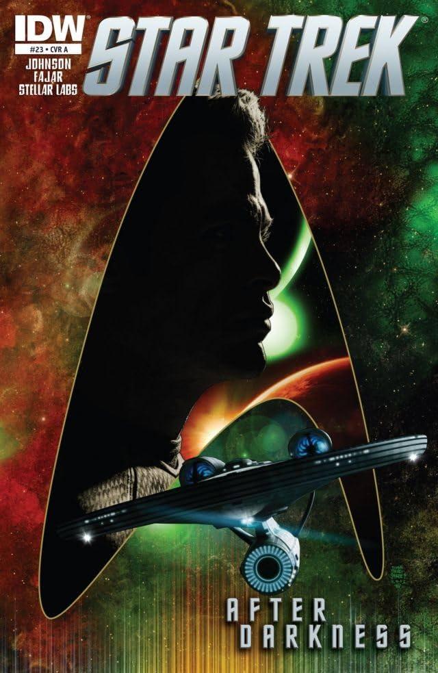 Star Trek (2011-) #23