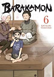 Barakamon Vol. 6