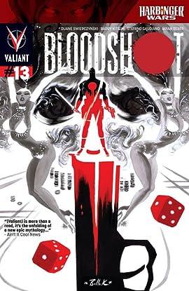 Bloodshot (2012- ) No.13: Digital Exclusives Edition