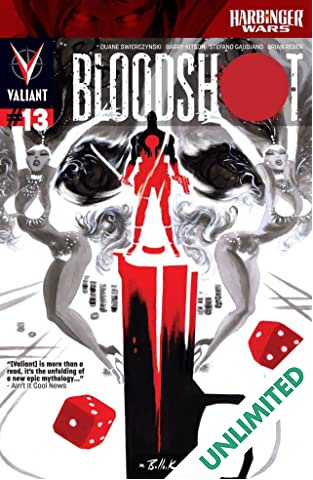 Bloodshot (2012- ) #13: Digital Exclusives Edition