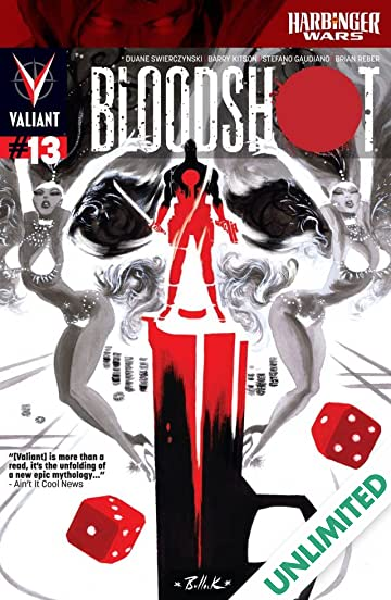 Bloodshot (2012- ) #13: Digital Exclusives Edition