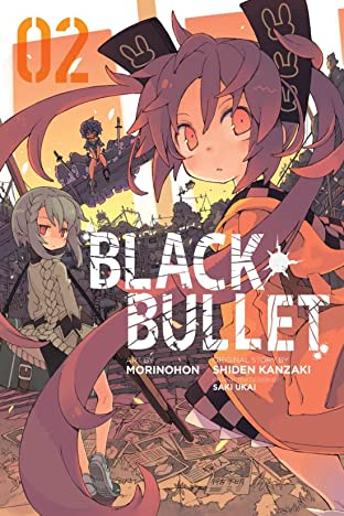 Black Bullet Tome 2