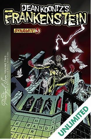 Dean Koontz's Frankenstein: Prodigal Son Vol. 2 #3